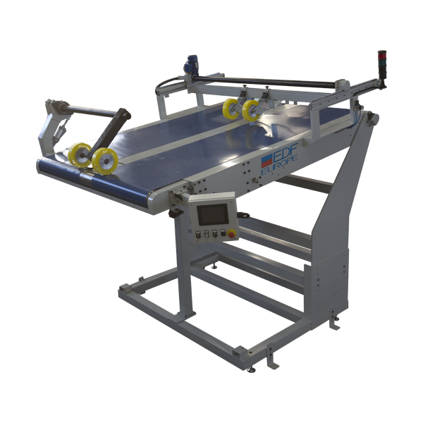 Stream conveyor