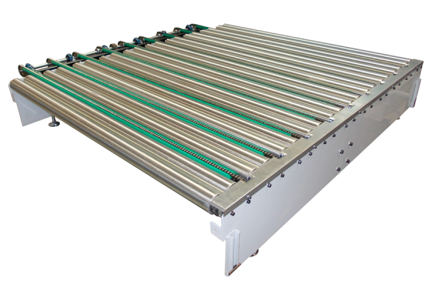 Roller belts conveyor | Edf Europe
