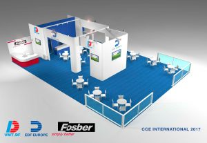 edf europe booth cce international